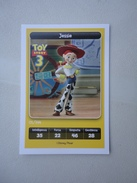 Disney Pixar - 5 Card Base - Esselunga - 05/2011 - Trading Cards