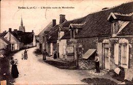 Loir Et Cher - Verdes - L'Arrivée Route De Membrolles - France