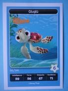 Disney Pixar - 3 Card Potenziate - Esselunga - 05/2011 - Trading Cards