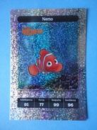 Disney Pixar - 2 Card Potenziate Brillantinate - Esselunga - 05/2011 - Trading Cards