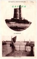 50 SAINT-VAAST-la-HOUGUE - La Hougue - Entrée Du Port - France