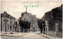 78 CARRIERES-sous-BOIS - Route Du Pecq - Frankreich