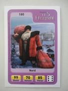Eroi - 5 Card Base - Esselunga - 2012 - Trading Cards