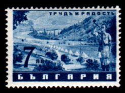 Bulgaria, 1942, #412, Scouting, MNH - 1909-45 Kingdom