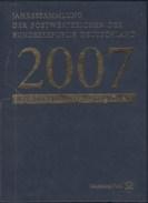 BRD MiNr 2578-2636, Gestempelt Mit ESST, In Jahressammlung Der Dt. Post 15/2007 - Gebruikt