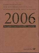 BRD MiNr 2505-2577, Gestempelt, In Jahressammlung Der Dt. Post 14/2006 - Gebruikt