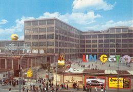 """10 """"TORINO - LINGOTTO ( DAL 1984 SEDE SALONE INTERNAZIONALE AUTOMOBILE)"""" CART. ORIG. NON SPED. - Exhibitions"""
