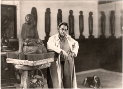 Ernst Barlach Im Atelier 1937 - Famous People