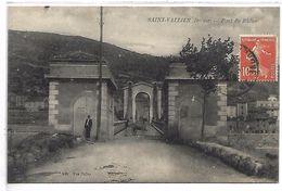 SAINT VALLIER - Pont Du Rhône - France