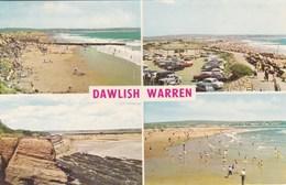 DAWLISH WARREN MULTI VIEW . EXETER SLOGAN - Other