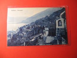 CARTOLINA  BELLANO PANORAMA  FORMATO PICCOLO     D  1873 - Lecco