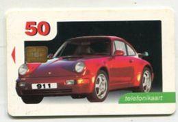 TK 29910 ESTONIA Chip Car Porsche - Estland
