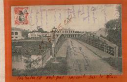 CPA Indochine  ANNAM Hué La Gare  Timbre Indo-chine  10 Cents NOV  2017 493 - Vietnam