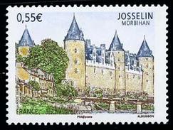 .Yvert 4281 - Série Touristique. Josselin (Morbihan) [**] - Used Stamps