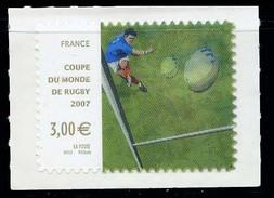 .Yvert A128 Coupe Du Monde De Rugby 2007 [**] - Frankreich