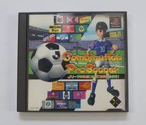 PS1 Japanese : Combination Pro Soccer SLPS-01429 - Sony PlayStation