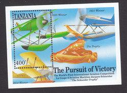 Tanzania, Scott #647, Mint Never Hinged, Sports, Issued 1990 - Tanzanie (1964-...)