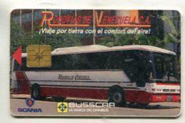 TK 29962 VENEZUELA - Chip - Venezuela