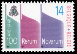 Belgium 2408**  Rerum Novarum  MNH - Belgique