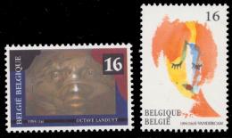 Belgium 2538/39**  Artistique  MNH - Belgique