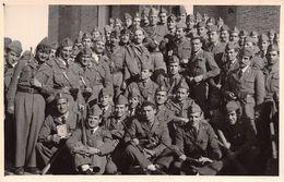 """16 """"GUARDIE DI P. S. - POLIZIA """"  ANIMATA, FOTO ORIG. ANNI '50 - War, Military"""
