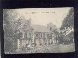 22 Le Chateau Du Chêne Vert  édit. Passemard N° 244   , Plouër Sur Rance - Plouër-sur-Rance