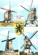 PIE 17-FL-8822 : LA FLANDRE PITTORESQUE ET SES MOULINS A VENTS. CASSEL. STEENVOORDE. HONDSCHOOTE. WORMHOUDT. - Windmills