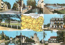 PIE 17-FL-8829 :  CHAMBLY. - France
