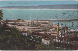 GIBLARTAR - H. M. DOCKS N° 1, 2, U. 3 - Gibilterra