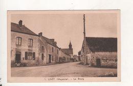 Livet Le Bourg Et L Etang De Villeneuve 2 Cartes - Frankreich