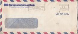 Belgium  1986  Bank    Meter Frank Cover    #   03870     D - Franking Machines