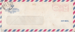 Norway  1982  Bank    Meter Frank Cover    #   03859     D - 1952-.... Reign Of Elizabeth II