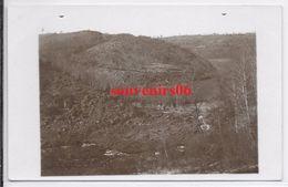50 - Environs Ducey -carte Photo -vallée Du Lait , Bec Déboisement ,traçage Avant Implantation Des 2 Ponts  - Ttb - Autres Communes