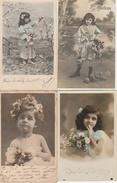 17 / 11 / 269  -  LOT  DE  20  CP  FANTAISIE  ENFANTS  - Toutes Scanées - Cartoline
