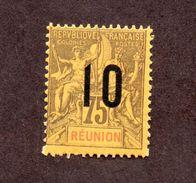 Réunion  N°79 N** LUXE Cote 18 Euros !!!RARE - Neufs