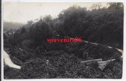 50 - Environs Ducey - Carte Photo -vallée Du Lait , Jour De Traçage , Implantation Du 1 Ier Pont  - Ttb - Autres Communes
