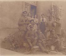 Launstroff Launsdorf Familie Bart???   Photo Allemande - - Chateau Salins