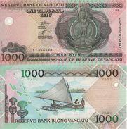 VANUATU   1'000 Vatu   ( De La Rue 2002)  P10b      UNC - Vanuatu