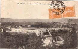 CPA Arlod Les Usines De Produits Azotés Vue Panoramique 01 Ain - Bellegarde-sur-Valserine