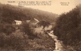 BELGIQUE - LIEGE - FERRIERES - VILLE-MY - Le Moulin De Lembrée. - Ferrieres