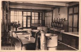 BELGIQUE - ANVERS - WIJNEGEM - Normaalschool Der Zuster Annonciaden Van Huldenberg - In De Keuken. - Wijnegem