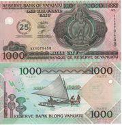 VANUATU   1'000 Vatu   Commemorative  Issue  ( De La Rue 2006)  P11      UNC - Vanuatu