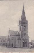 Kurzel Urville Protestantische Kirche Carte Allemande - - Frankreich