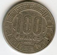 Tchad Chad 100 Francs 1975 KM 3 - Chad