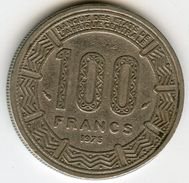 Tchad Chad 100 Francs 1975 KM 3 - Tsjaad