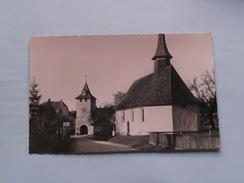 SEMPACH - CHAPELLE ( R. Reber ) Anno 19?? ( Details : Zie Foto's ) ! - LU Lucerne