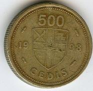 Ghana 500 Cedis 1998 KM 34 - Ghana