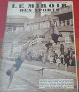 Miroir Des Sports N°1067 13 Juin 1939 Cyclisme Gabriel Dubois Tour Du Sud Ouest, Gino Bartali Gagne Le Tour Du Piemont - Sport