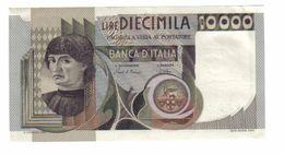10000 LIRE Del Castagno 03 11 1982 Sup/fds LOTTO 659 - [ 2] 1946-… : Républic