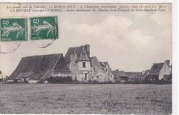 Indre-et-Loire - Les Grands Crus De Touraine - Le Noble-Joué ; A. Chataigner, Propriétaire, Joué-lez-Tours - Autres Communes